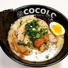 Cocolo Ramen restaurant located in NEWARK, CA