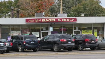 New York Bagel & Bialy restaurant located in LINCOLNWOOD, IL