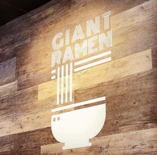Giant Ramen & Sushi restaurant located in BUENA PARK, CA