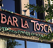 Bar La Tosca restaurant located in AMES, IA