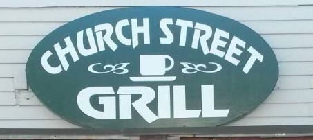 Church Street Grill restaurant located in NASHVILLE, NC
