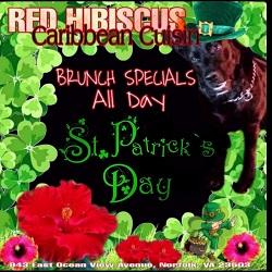 Red Hibiscus Caribbean Restaurant restaurant located in NORFOLK, VA