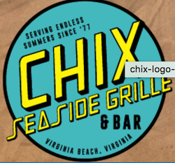 Chix Seaside Grill restaurant located in VIRGINIA BEACH, VA