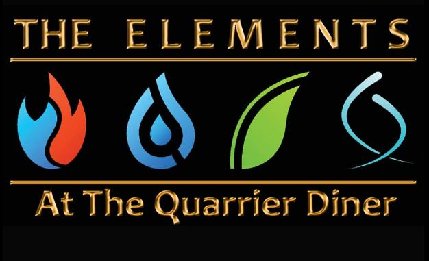 The Elements At The Quarrier Diner restaurant located in CHARLESTON, WV