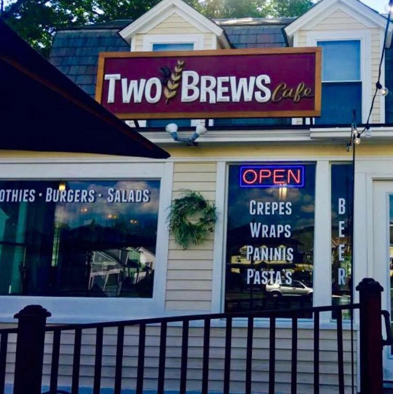 Two Brews Cafe restaurant located in BENNINGTON, VT