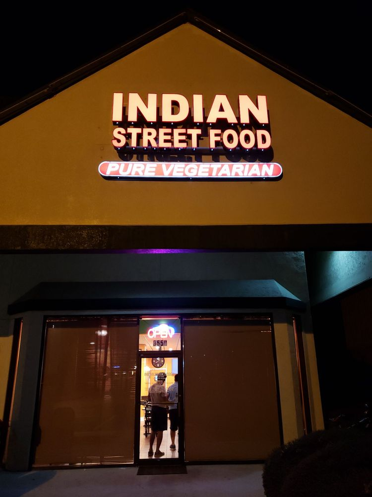 Indian Street Food restaurant located in GAINESVILLE, FL