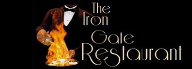 Iron Gate Pizza restaurant located in CANNELTON, IN