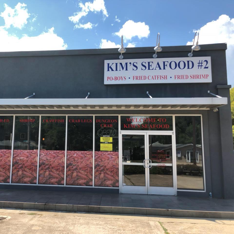 Kim Seafood & Po-Boy Shreveport restaurant located in SHREVEPORT, LA