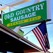 Old Country Sasuage restaurant located in NAMPA, ID