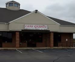 Casa Grande restaurant located in GAS CITY, IN