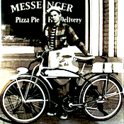 Messenger Pizza restaurant located in NAMPA, ID