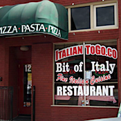 Italian To Go restaurant located in NAMPA, ID