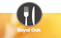 Royal Oak Family Restaurant restaurant located in RENSSELAER, IN