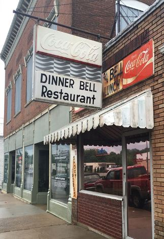 The Dinner Bell Restaurant restaurant located in SALEM, IN