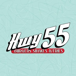 Hwy 55 Burgers Shakes & Fries restaurant located in BATON ROUGE, LA