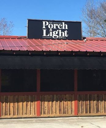 The Porch Light Grill restaurant located in PRAIRIEVILLE, LA
