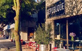 République restaurant located in LOS ANGELES, CA