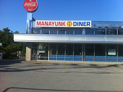 Diner At Manayunk restaurant located in PHILADELPHIA, PA