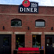 10th Street Diner restaurant located in INDIANAPOLIS, IN