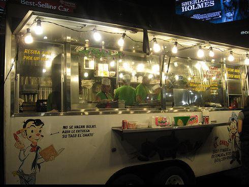 El Chato Taco Truck restaurant located in LOS ANGELES, CA