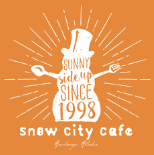 Snow City Cafe  restaurant located in ANCHORAGE, AK