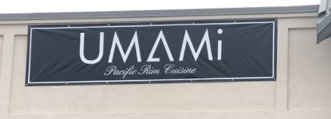 UMAMI Pacific Rim Cuisine restaurant located in AUBURN, AL