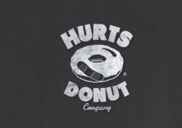 Hurts Donuts restaurant located in LITTLE ROCK , AR