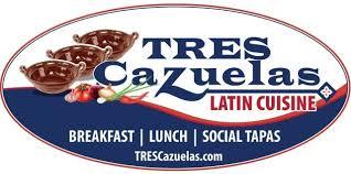 Tres Cazuelas Latin Cuisine restaurant located in LAS VEGAS, NV