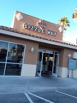 Sizzle Hut restaurant located in LAS VEGAS, NV
