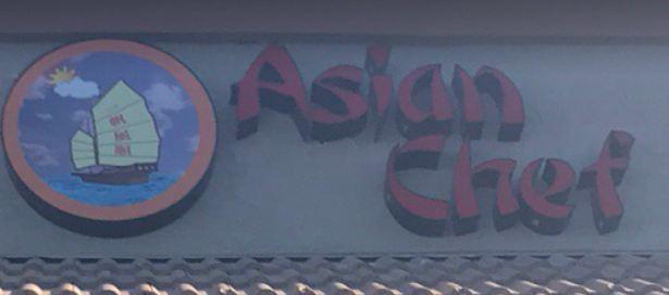 Asian chef restaurant located in LAS VEGAS, NV