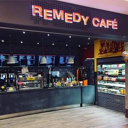 Remedy restaurant located in EDMONTON, AB
