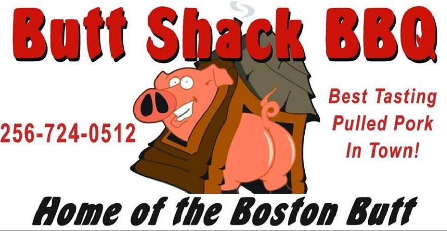 Butt Shack BBQ restaurant located in HARVEST, AL