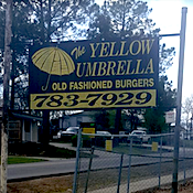 Yellow Umbrella restaurant located in FORT SMITH, AR
