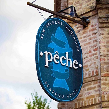 Peche Seafood Grill restaurant located in NEW ORLEANS, LA
