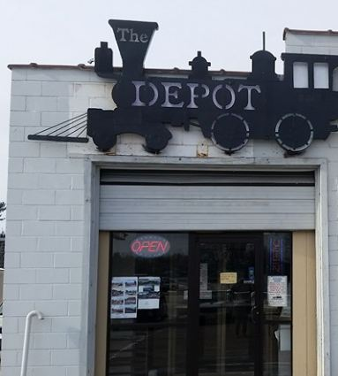The Downtown Depot restaurant located in KNOX, IN