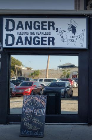 Danger Danger restaurant located in CAPE CORAL, FL