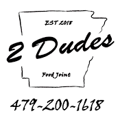 2 Dudes Food Joint restaurant located in VAN BUREN, AR