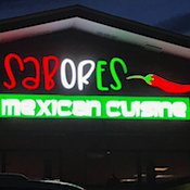 Sabores Mexican Cuisine restaurant located in FORT SMITH, AR