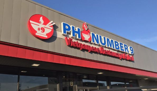 Pho Number 9 restaurant located in CHICAGO, IL