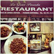 La Gran Parada restaurant located in PROVIDENCE, RI