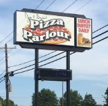 Pizza Parlour restaurant located in FORT SMITH, AR