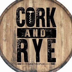 Cork and Rye Gastropub restaurant located in WARWICK, RI