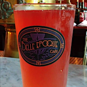 The Belle Epoque Cafe
