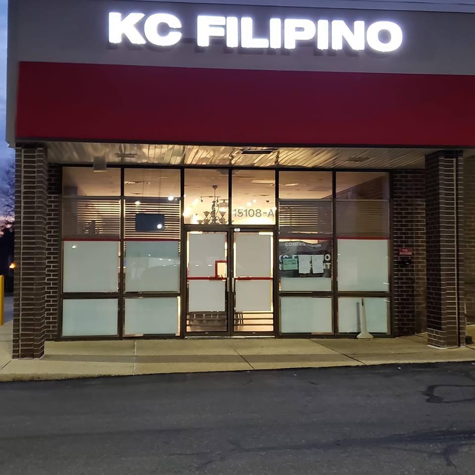 KC Filipino Restaurant restaurant located in ROCKVILLE, MD