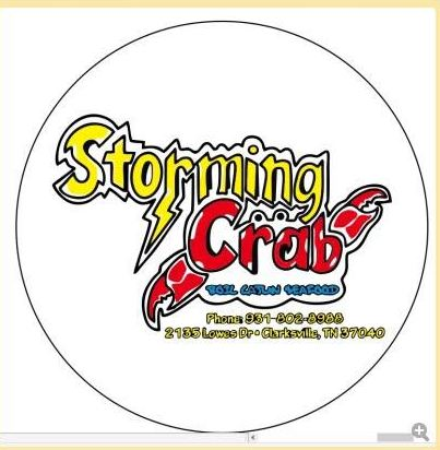 Storming Crab restaurant located in LEXINGTON, KY
