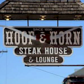 Hoof & Horn Steak House restaurant located in ST JOSEPH, MO