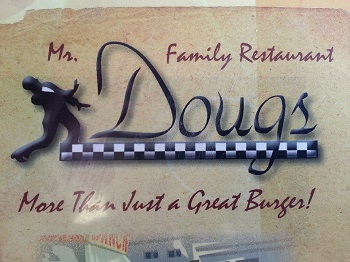 Mr. Dougs restaurant located in DUPONT, WA