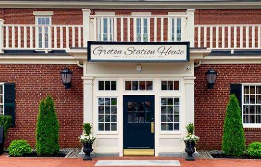 Groton Station House Restaurant restaurant located in GROTON, MA