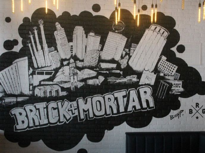 Brick + Mortar KC restaurant located in KANSAS CITY, MO