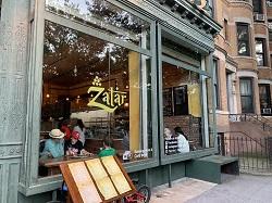 Zatar  restaurant located in BROOKLYN, NY